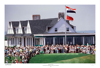 Shinnecock Hills -- 1986 U.S. Open