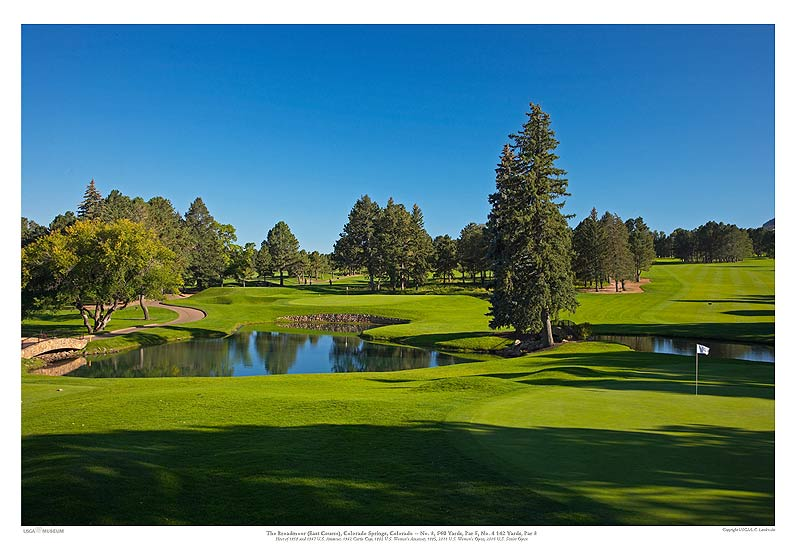 The Broadmoor East Course No 3 And 4