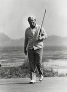 Portrait of Four-Time U.S. Open Champion Jack Nicklaus